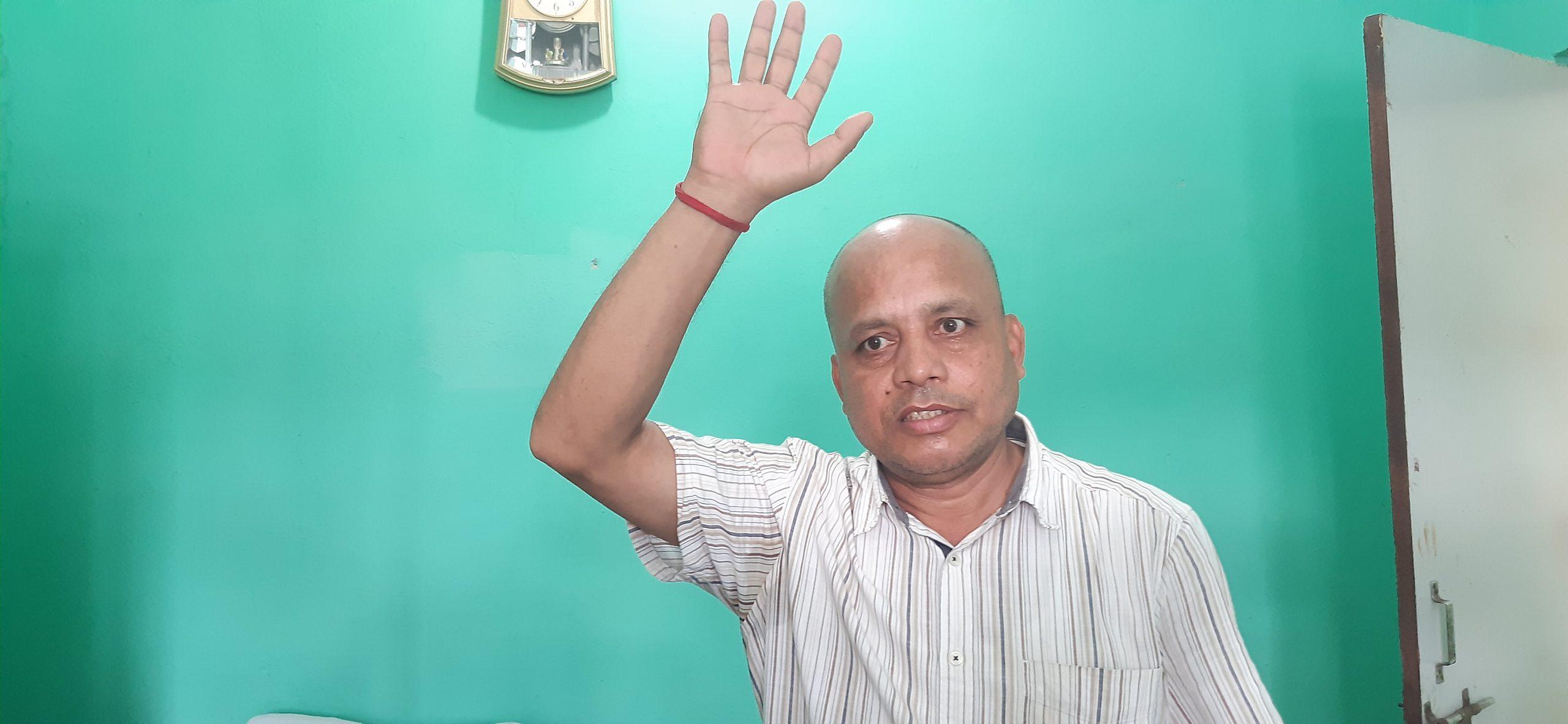 'म पार्टी सभापति भएकै कारण गत निर्वाचनमा नेपाली कांग्रेसले नसोचेको मत ल्यायो'
