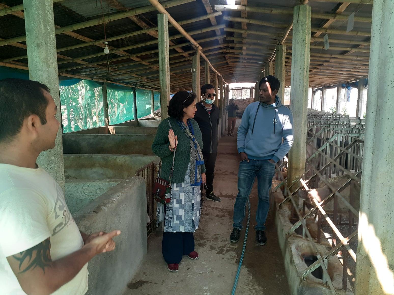 'कृषि क्षेत्रको प्रवद्र्धनमा जोड दिनु पर्ने'