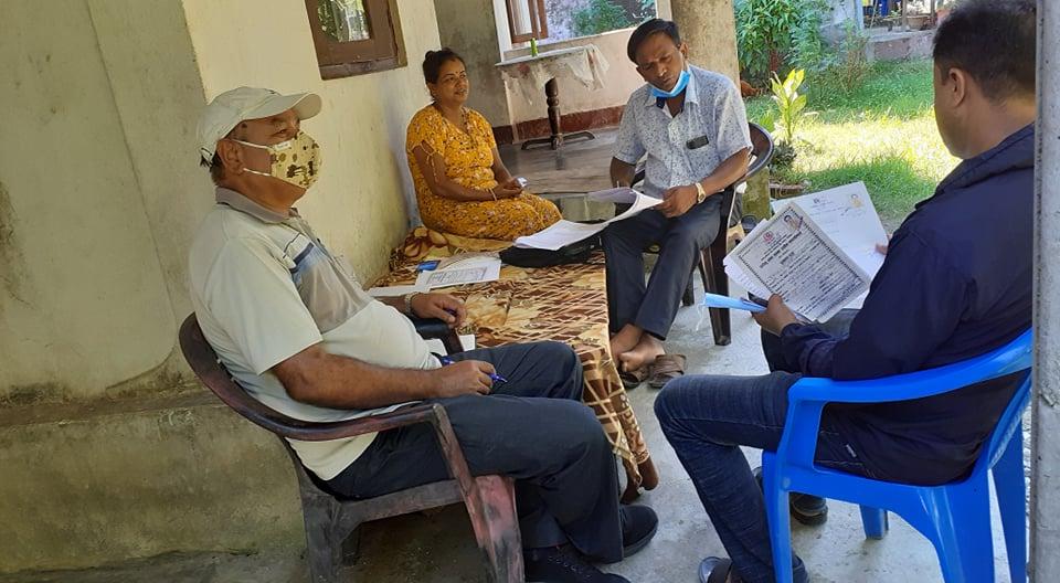 ९ वटा कृषि फर्म नेपाल लाइभस्टक सेक्टर इनोभेसनमा छनौट
