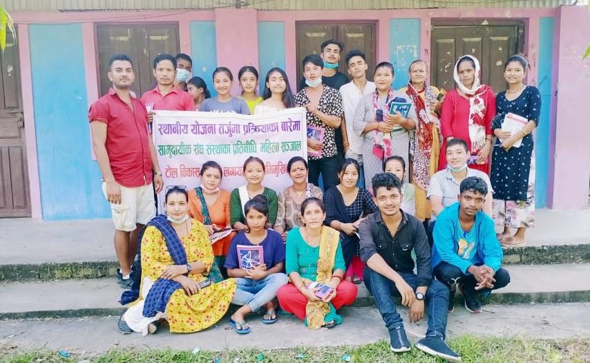 ओरेक नेपाल द्वारा युवा समुहलाई अभिमुखिकरण तालिम
